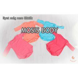 Mosis body - kombidressz mosható pelenkásoknak