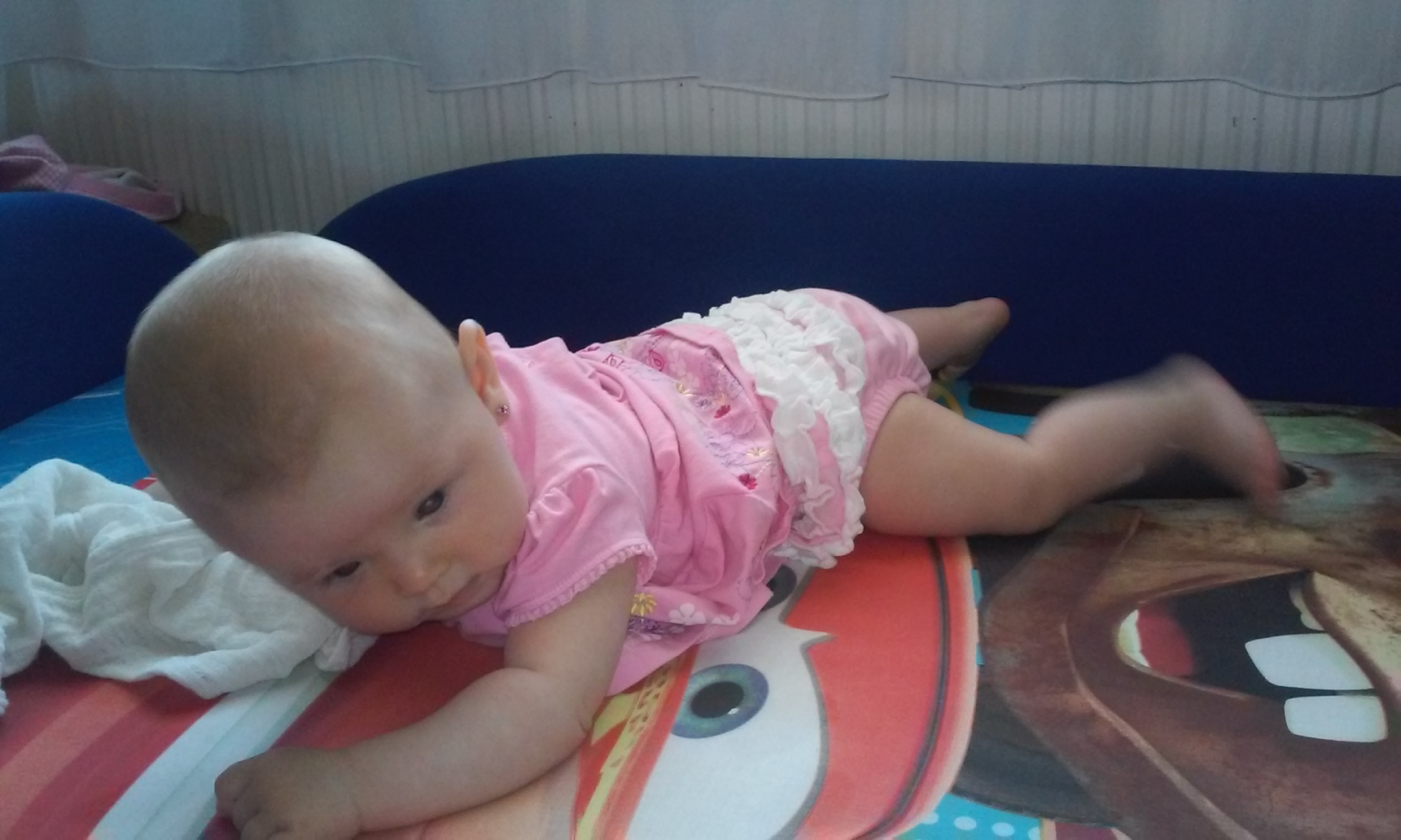 Hanna baba nagyon édes