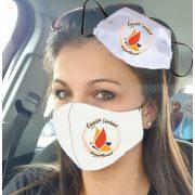 Zsombor SMA támogatói maszk