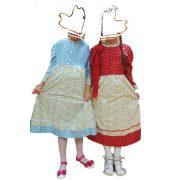 Néptáncos ruha