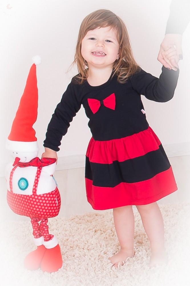 d28b7df066 Karácsonyi Fekete Piros babaruha - BabyMandarin - Saját kollekciós ...