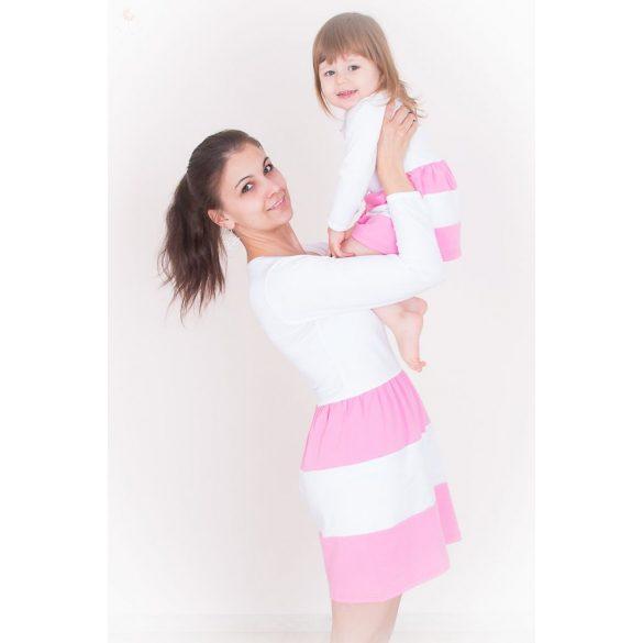 Anya - két lánya ruha szett LIMITÁLT KIADÁS