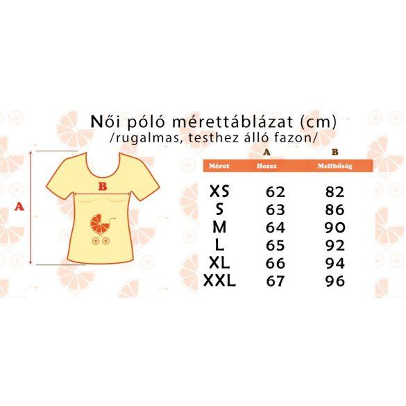 Női póló - karantén póló - koronavírus póló VÁLASZTAHTÓ SZÍNEK