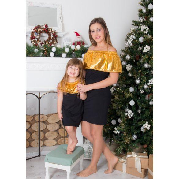 Alkalmi anya lánya ruha szett, elegáns, karácsonyi, ünnepi ÚJ KOLLEKCIÓ