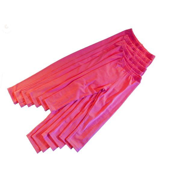 Gyerek leggings egyszínű pamut, gyermek testnadrág