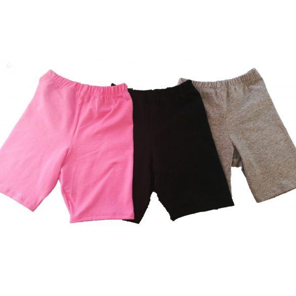 Egyszínű rövidnadrág