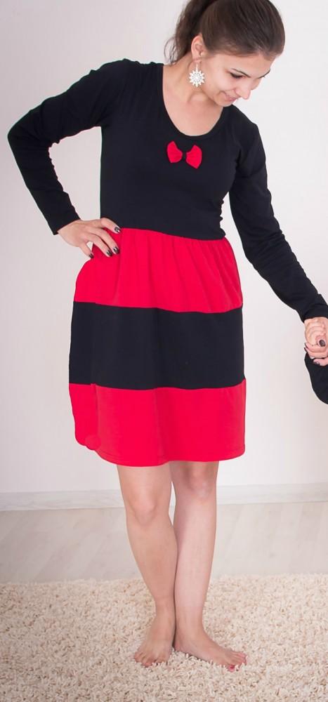 41900e87f3 Női ruha (fekete-piros Karácsonyi) - BabyMandarin - Saját kollekciós ...