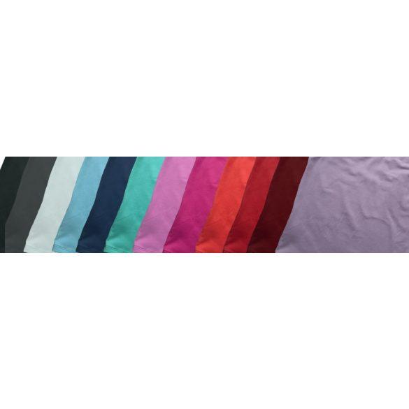 Egyszínű HOSSZÚ ujjú body (egy darab)  NAGY MÉRET (110-128)