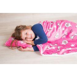 Wellsoft pihe-puha téli baba takaró  és párna szett