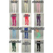 Harisnya nadrág egyszínű - pamut 5. méret