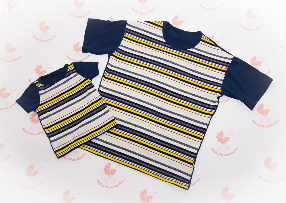 b957e20935 Apa lánya póló szett - BabyMandarin - Saját kollekciós családi ...
