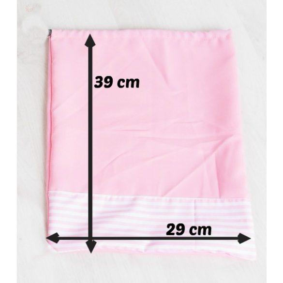 Teljes óvodai szett egyedi névvel és jellel  /rózsaszín+hercegnős2019/ AJÁNDÉK táskával
