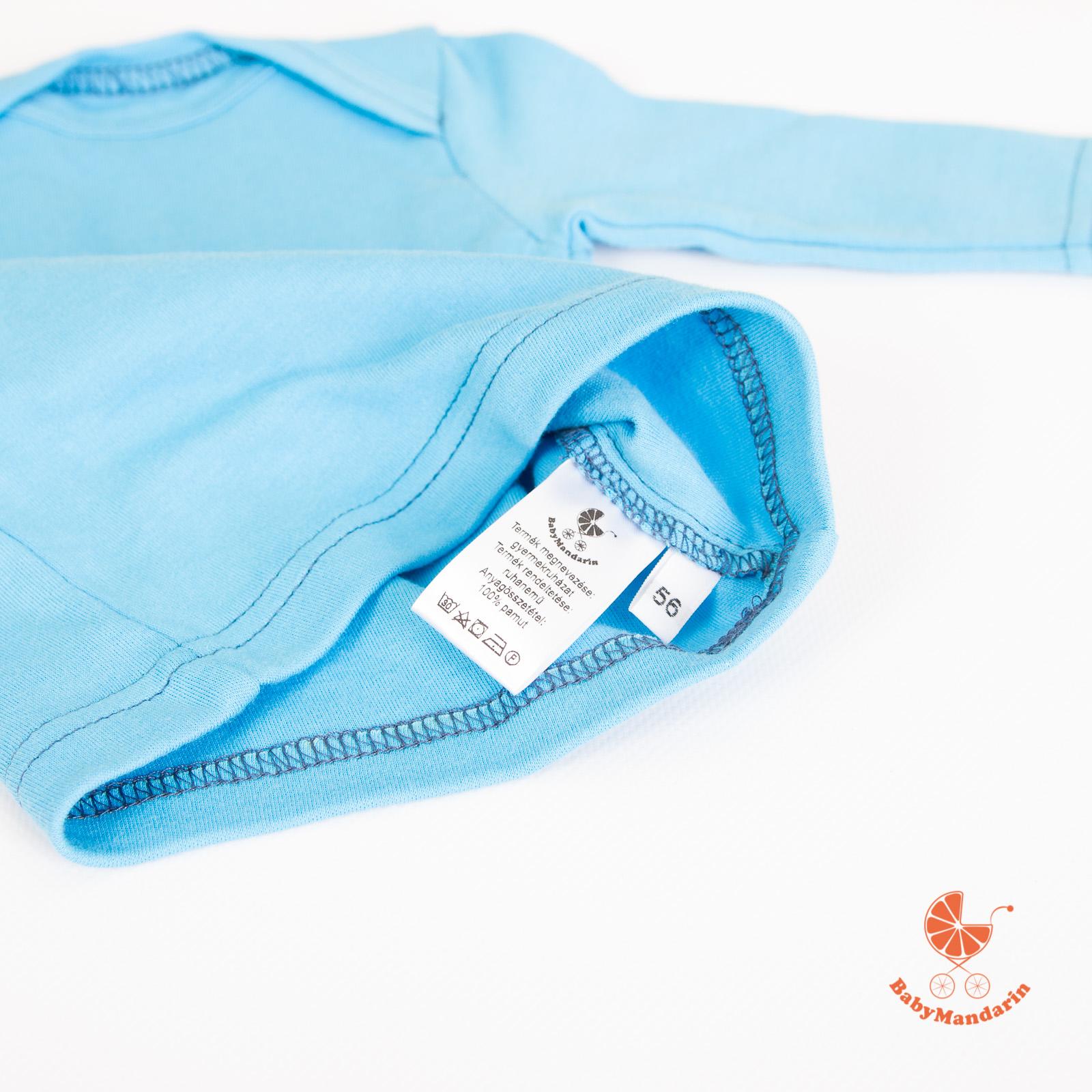 babymandarin ruha címke