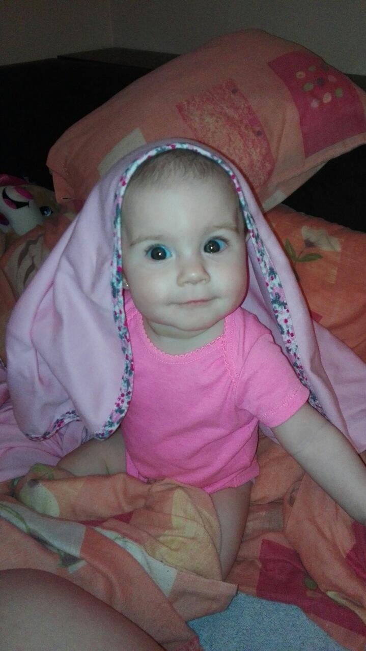 Mira BabyMandarin takarójával
